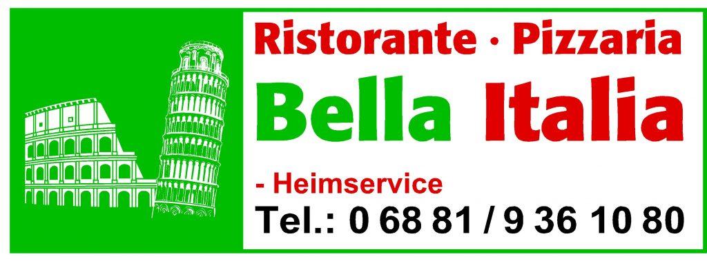 bella italia lebach