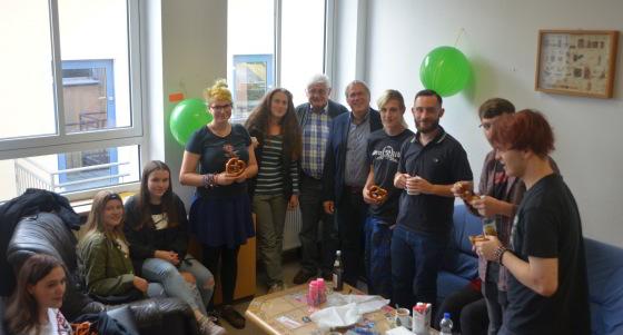 Jugendzentrum Theley nimmt erfolgreich die Arbeit auf!