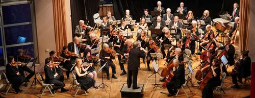 Klassik trifft Romantik – Großes Sinfoniekonzert in der Stadthalle Lebach