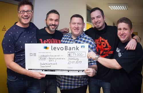 17.000 Euro – Unterstützung für chronisch kranke Kinder