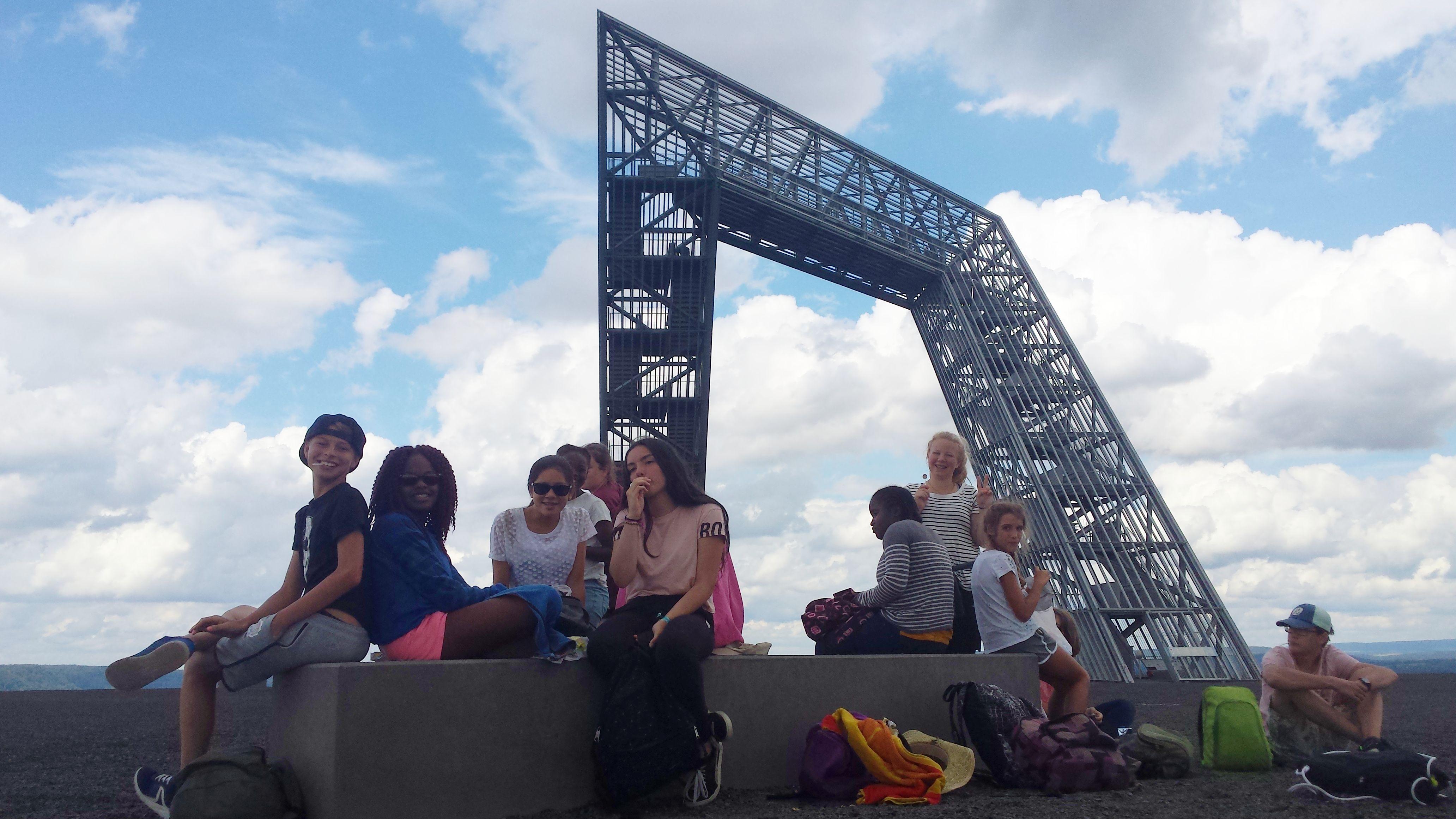Deutsch-Französische Ferienfreizeit für Jugendliche aus Saarlouis