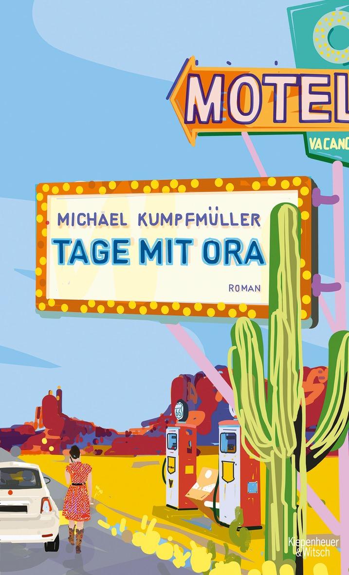 """""""Tage mit Ora"""" – Michael Kumpfmüller liest aus seinem neusten Roman im Rahmen von """"erLESEN Literaturtage im Saarland"""""""
