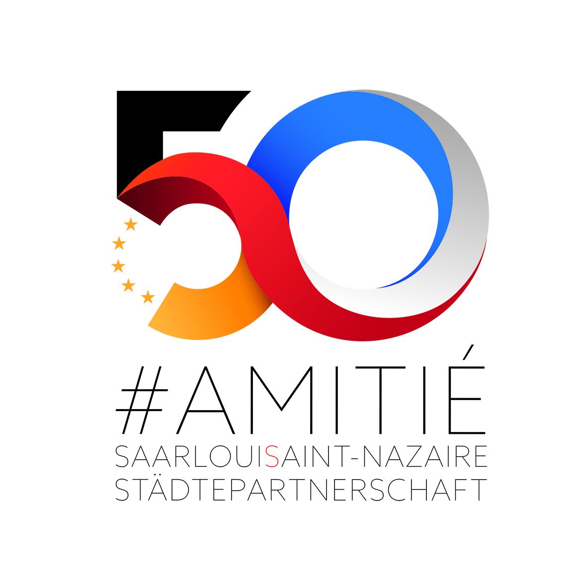 """""""50 Botschafter für Frieden und Freundschaft"""" –  Saarlouis und Saint-Nazaire setzen auf die Jugend"""