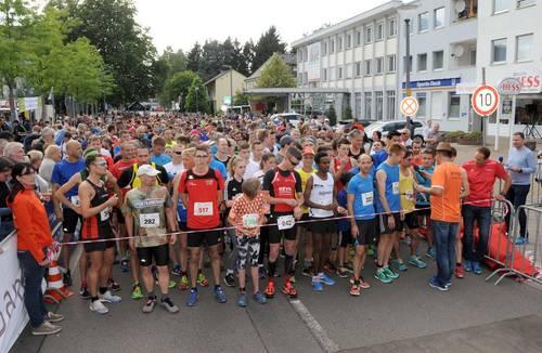 Saarlandmeisterschaft im 10-km-Straßenlauf