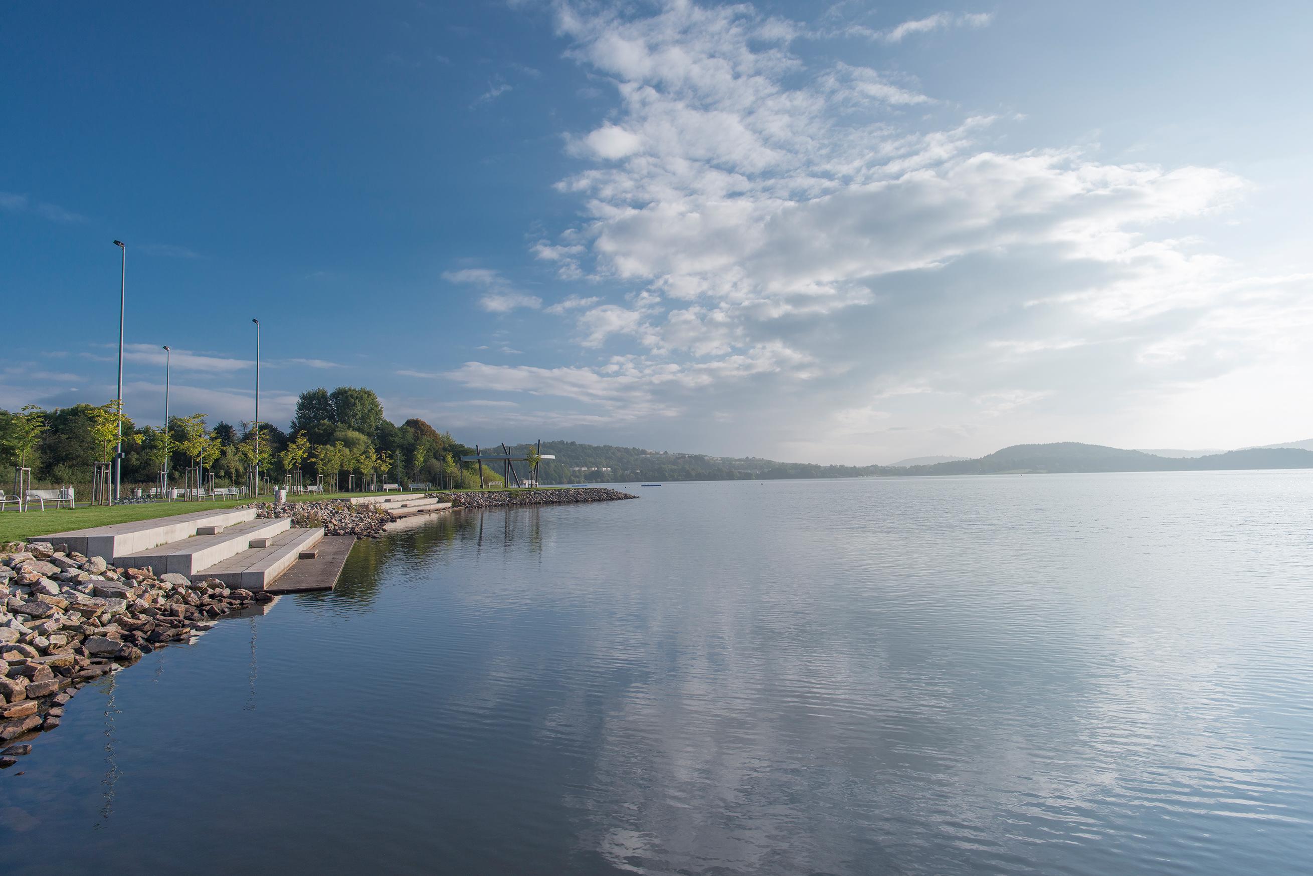 Natürlich Baden – Schwimmen in echtem Quellwasser
