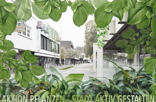 """Aktion """"Pflanzen"""""""