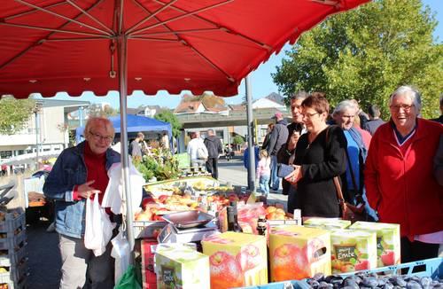 18. Herbst- und Bauernmarkt