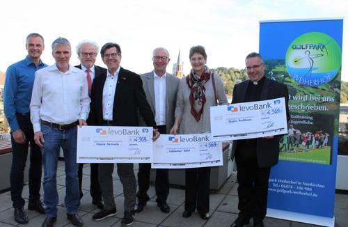 Lions-Club Lebach spendet 13.107 Euro