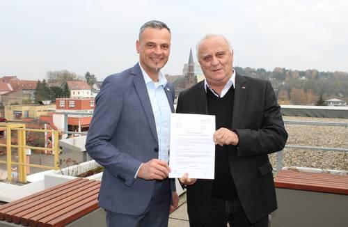 Lebach erhält eine Förderung von 966.000 Euro