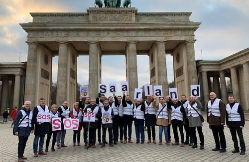 SOS – Saarland ohne Schulden