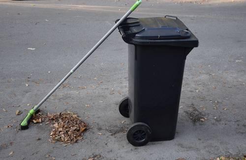 Müllabfuhr verschiebt sich