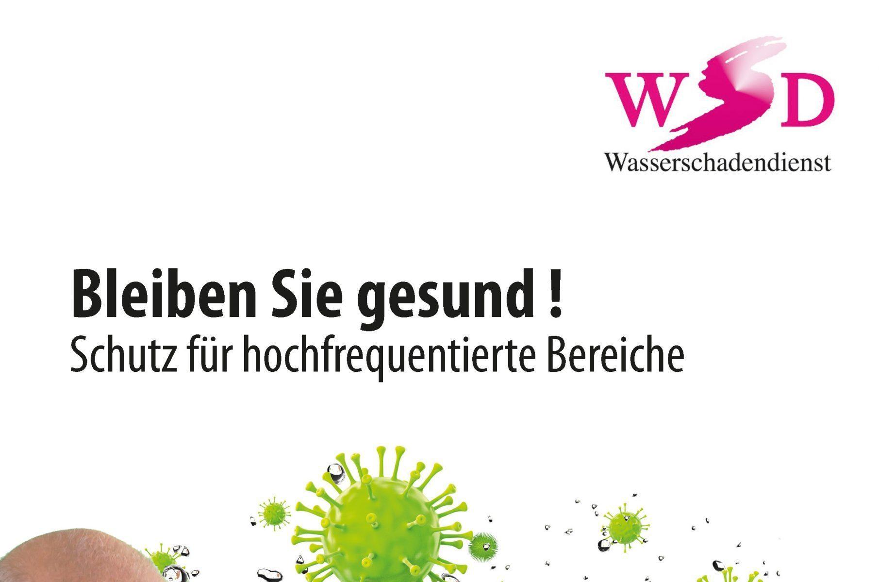 WSD Wasserschadendienst – Ihr Partner für gesundes Wohnen!