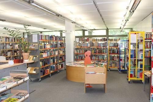 Sommerferien der Stadtbibliothek