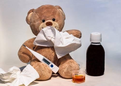 Umgang mit Krankheitsanzeichen
