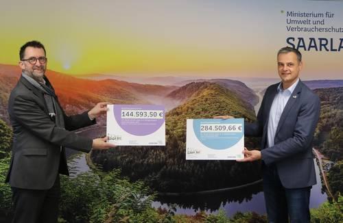 430.000 Euro für Lebacher Grundschulen