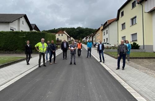 Baustelle in der Försterstraße abgeschlossen